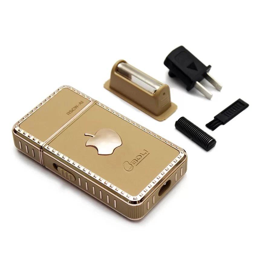 Máy cạo râu kiểu dáng iPhone sang trọng - 3569161 , 1223521849 , 322_1223521849 , 129000 , May-cao-rau-kieu-dang-iPhone-sang-trong-322_1223521849 , shopee.vn , Máy cạo râu kiểu dáng iPhone sang trọng