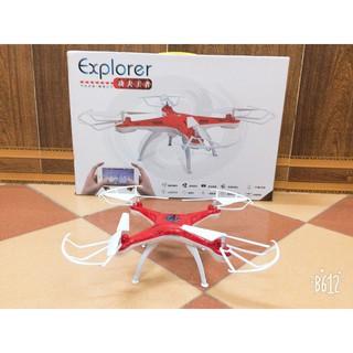 Máy bay điều khiển tự cân bằng Explorer A9