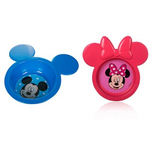 Bát Đĩa Ăn Dặm Disney Minnie Mickey DN80438 DN80439 thumbnail