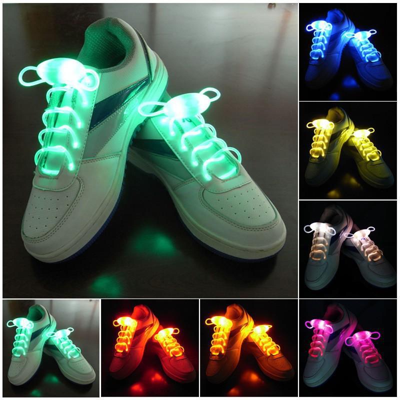 Dây giày đèn LED phát sáng cho các bữa tiệc-PMS0   Squishyvui