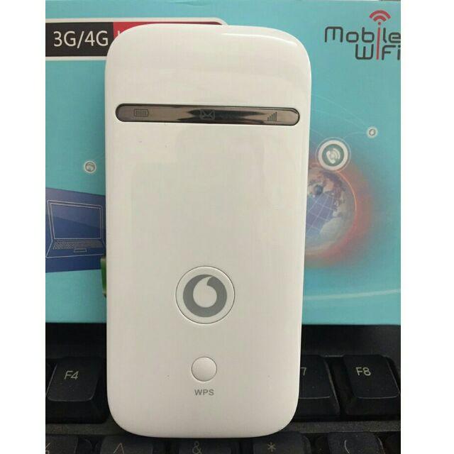 PHÁT WIFI TỪ SIM 3G, 4G ZTE R-206Z