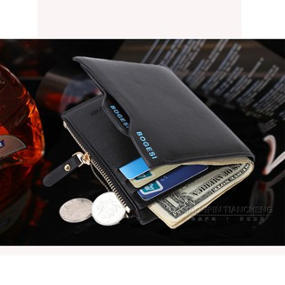Bóp Da Nam Thời Trang Đựng Tiền & Thẻ Card Cao Cấp Sang Trọng