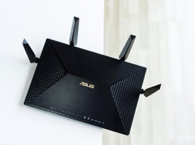 Router ASUS BRT-AC828 - AC2600 MU-MIMO, 2 cổng net( doanh nghiệp nhỏ , quán cafe , nhà hàng )