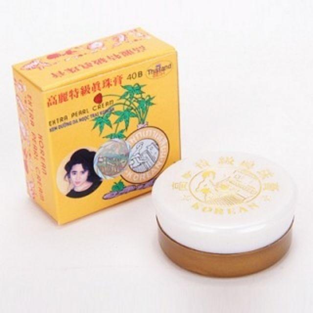 Lố 12h Kem sâm vàng dưỡng trắng KOREAN EXTRA PEARL CREAM