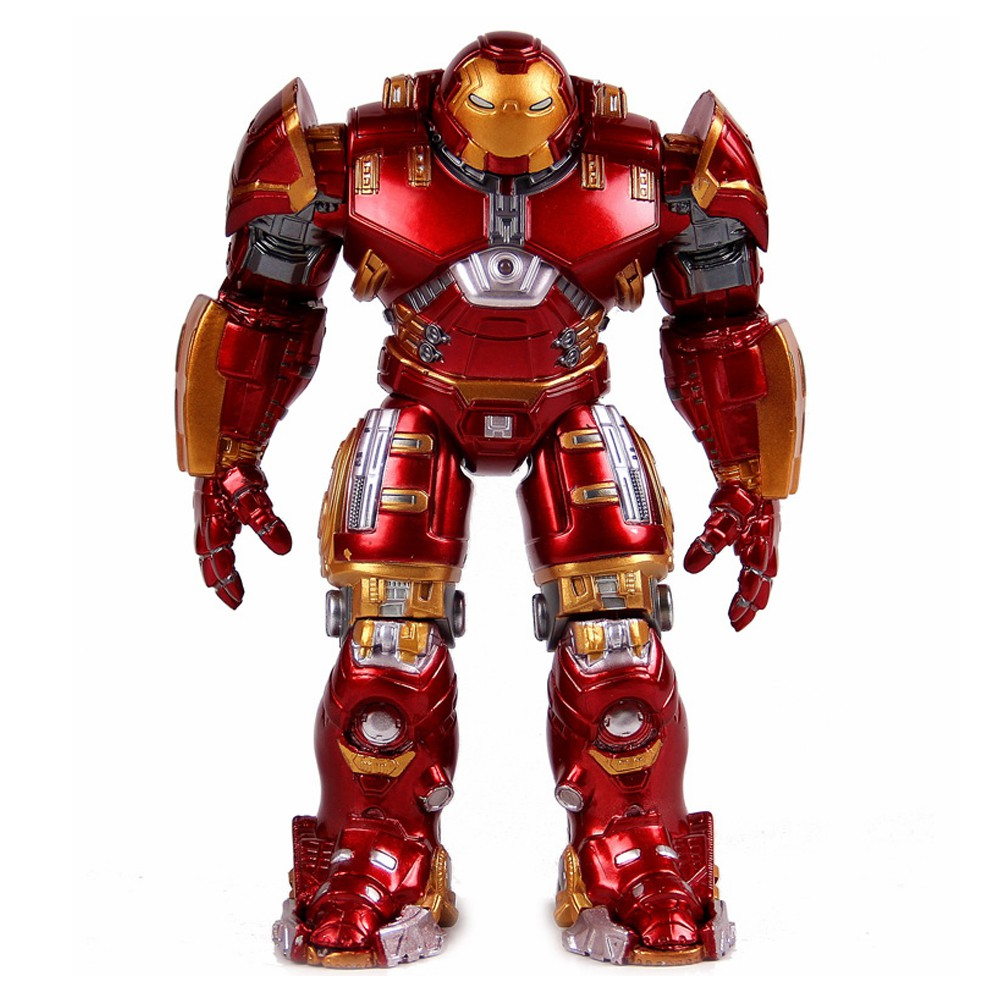 Marvel Avengers' Ultron Iron Man Hulk Buster Series Model Toy Action Characters
