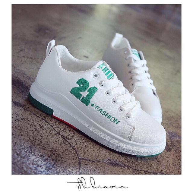 ⚡️GIÀY NỮ HOT 2018⚡️Giầy thể thao Sneaker cao cấp Nữ A516