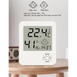 Đồng hồ đô nhiệt độ độ ẩm LX8111 SSHCN