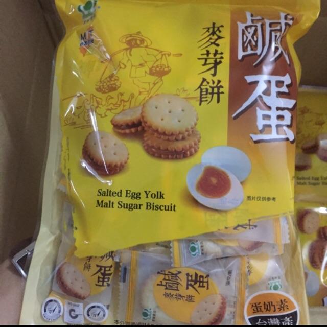 Combo 2 bịch bánh qui trứng muối đài loan loại 500g - 3236231 , 1057254021 , 322_1057254021 , 220000 , Combo-2-bich-banh-qui-trung-muoi-dai-loan-loai-500g-322_1057254021 , shopee.vn , Combo 2 bịch bánh qui trứng muối đài loan loại 500g