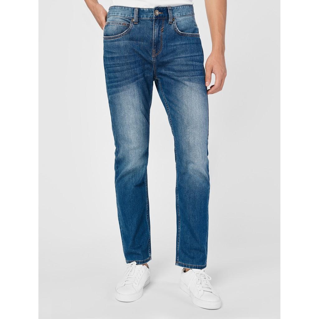 Quần jeans nam 8BJ19A001 Canifa
