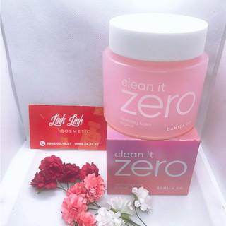 (HOÀN XU EXTRA) ( bill mua hàng ) Sáp Tẩy Trang Banila Co Clean It Zero 100ml thumbnail