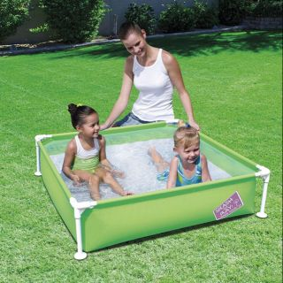 Bể bơi khung kim loại nhỏ 562117