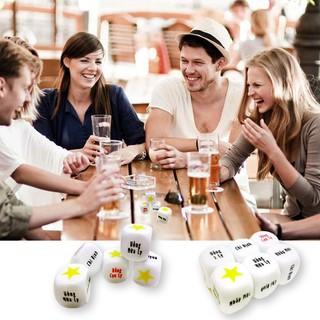Xí ngầu uống bia tiếng Việt chơi ăn nhậu uống bia vui nhộn,1 viên xí ngầu ăn chơi uống cực kỳ vui nhộn – Do_luu_niem