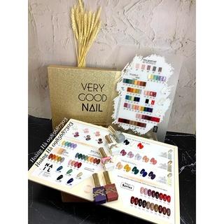 Sơn móng tay, Set sơn gel Verygood YSL 68 màu HÀN QUỐC CHÍNH HÃNG, tặng kèm 2 bảng màu và base top thumbnail