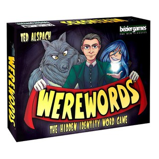 Werewords – Board Game
