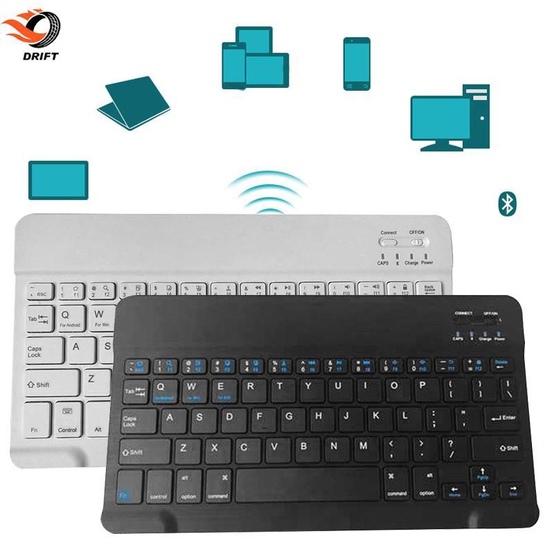 Bàn phím bluetooth không dây cho PC / máy tính bảng
