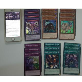 Bộ bài Archetypes Dream Mirror – Chaos Impact 1st Edition