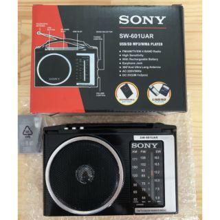 Radio SONY SW-601UAR Có Bluetooth thumbnail