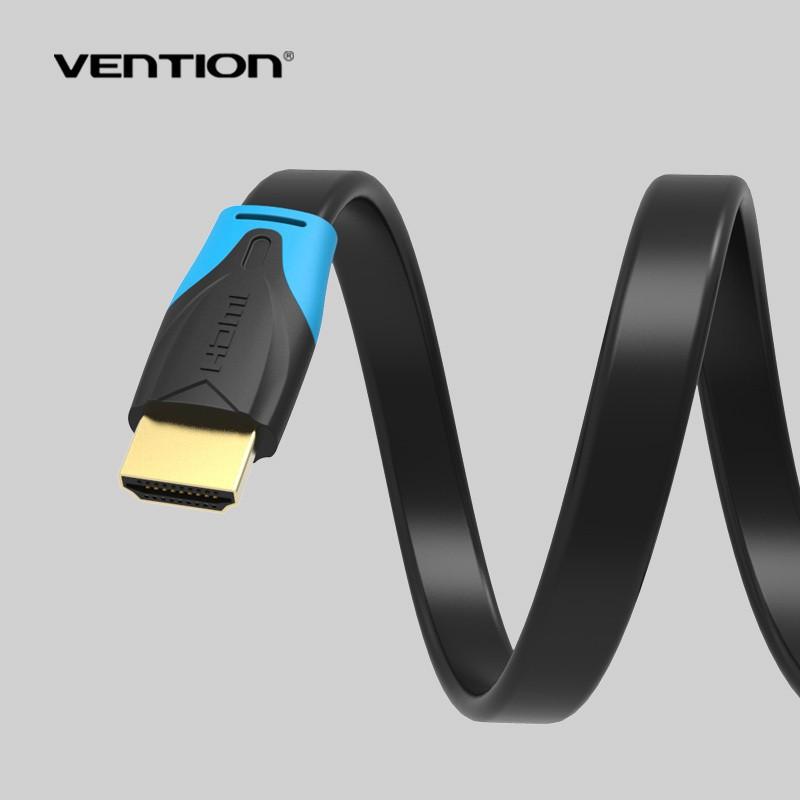 Cáp HDMI dẹt chuẩn 1.4 hỗ trợ 3D, 4K Vention dài 1,5m - 15457505 , 1241428489 , 322_1241428489 , 100000 , Cap-HDMI-det-chuan-1.4-ho-tro-3D-4K-Vention-dai-15m-322_1241428489 , shopee.vn , Cáp HDMI dẹt chuẩn 1.4 hỗ trợ 3D, 4K Vention dài 1,5m
