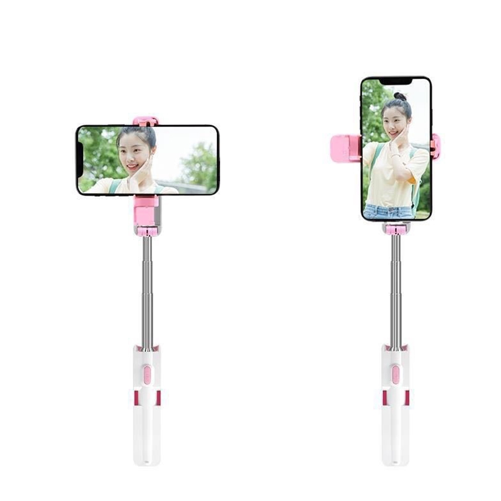 Multifunctional Foldable Mini Take Photo Portable Phone Accessories Selfie Stick Lightweight Wire Control