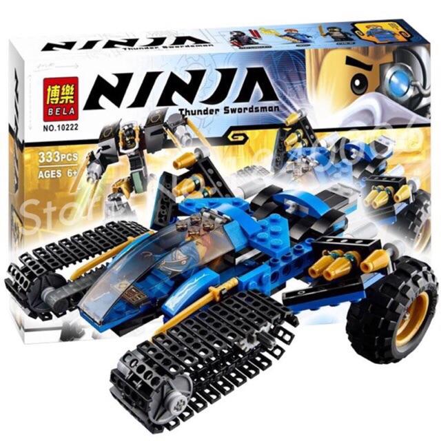 Lego ninja 10222 - Cỗ máy chiến đấu tia chớp