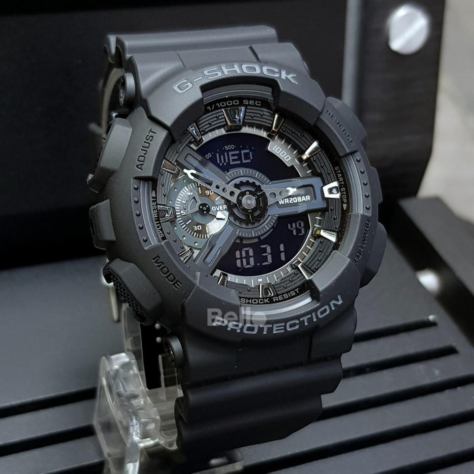 Đồng hồ thể thao nam G Shock GA110 kim điện tử chống nước đa năng phong cách mạnh mẽ