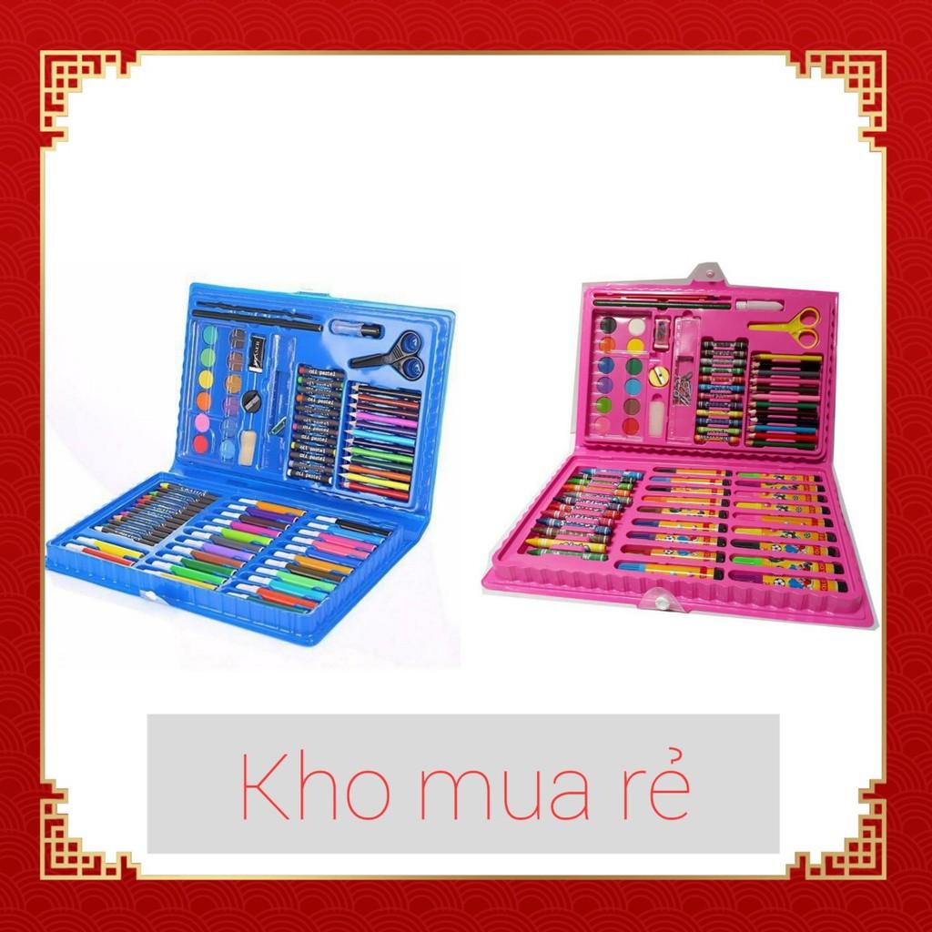 bộ hộp màu 86 chi tiết (khomuare)