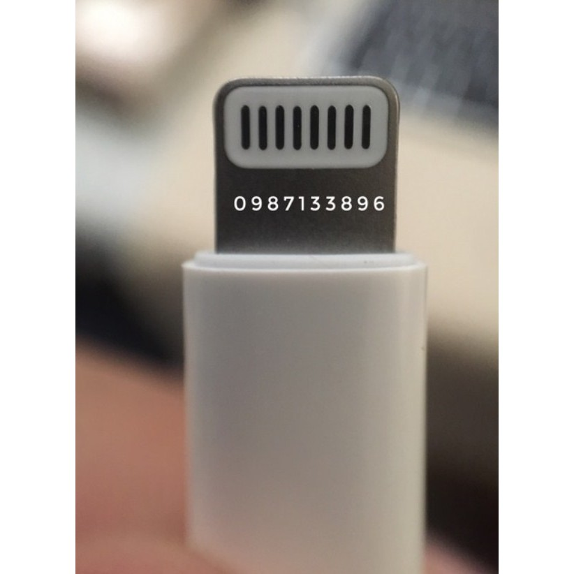 [ Trợ Giá ] Tai Nghe iPhone 7 hàng apple store cực hiếm