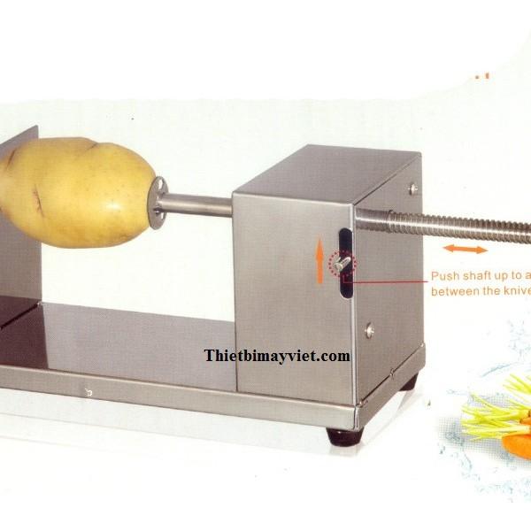 Lốc thái khoai tây YF - PT100