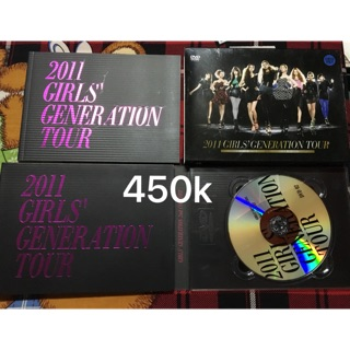 SNSD DVD tour 2011