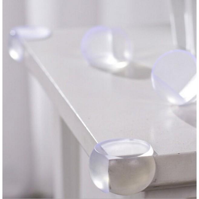 Bộ 4 miếng silicon bọc cạnh bàn - 2810063 , 100815798 , 322_100815798 , 26000 , Bo-4-mieng-silicon-boc-canh-ban-322_100815798 , shopee.vn , Bộ 4 miếng silicon bọc cạnh bàn