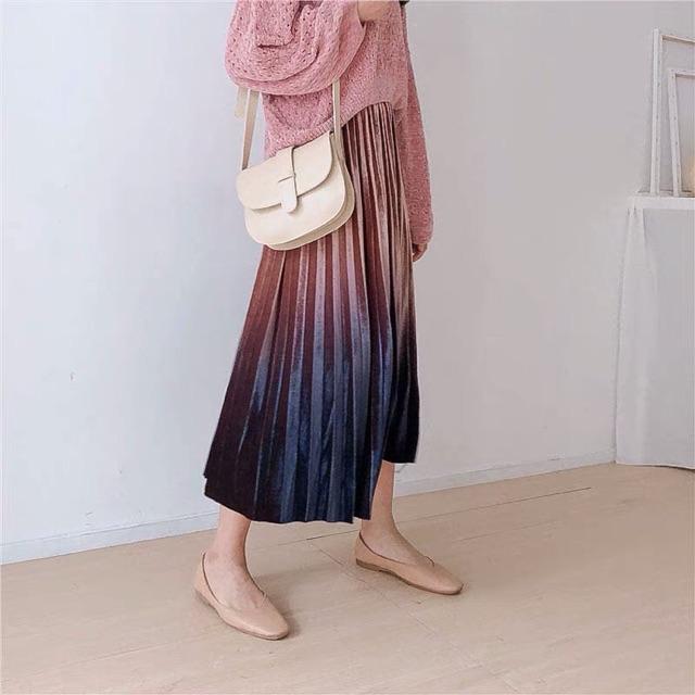 1960768028 - Chân váy Omber hồng tím
