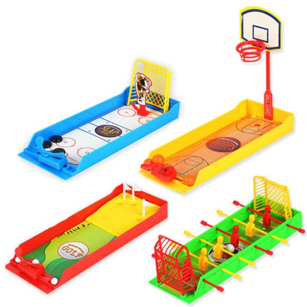 Popular Baby Kid Finger Sports Toy Mini Educational Interactive Desktop Toys
