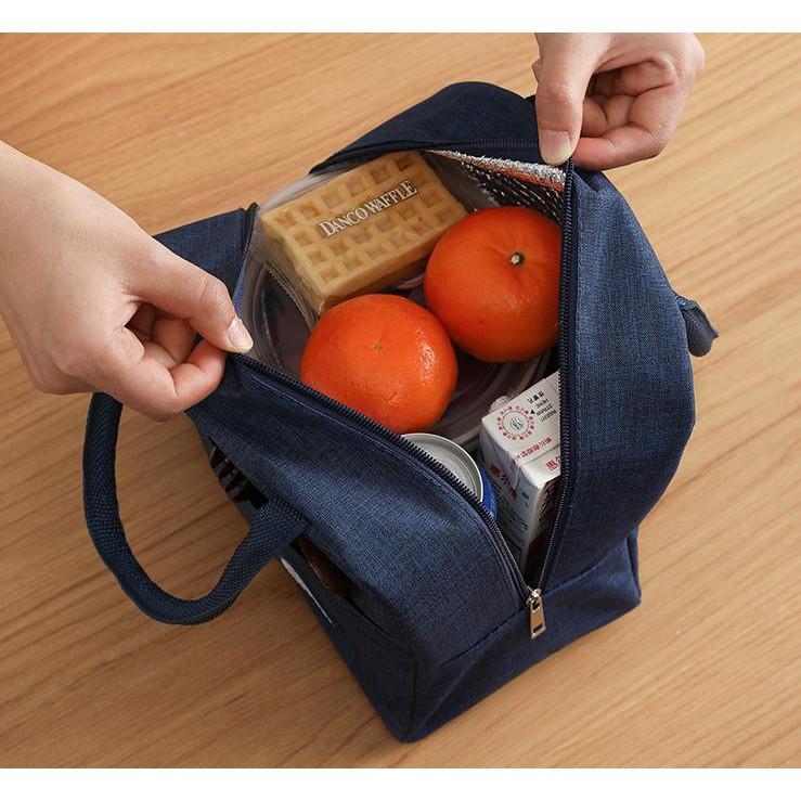 Túi Giữ Nhiệt Đa Năng - Túi Đựng Đồ Ăn Văn Phòng Chống Thấm Nước