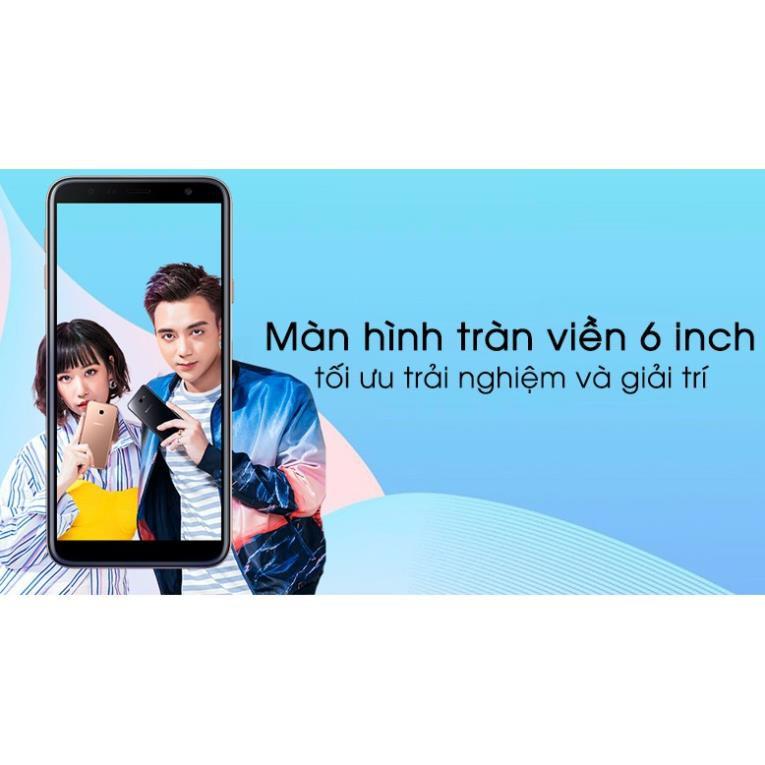 điện thoại Samsung Galaxy J4+ - Samsung J4 Plus 2sim Chính hãng, Chiến Game mượt