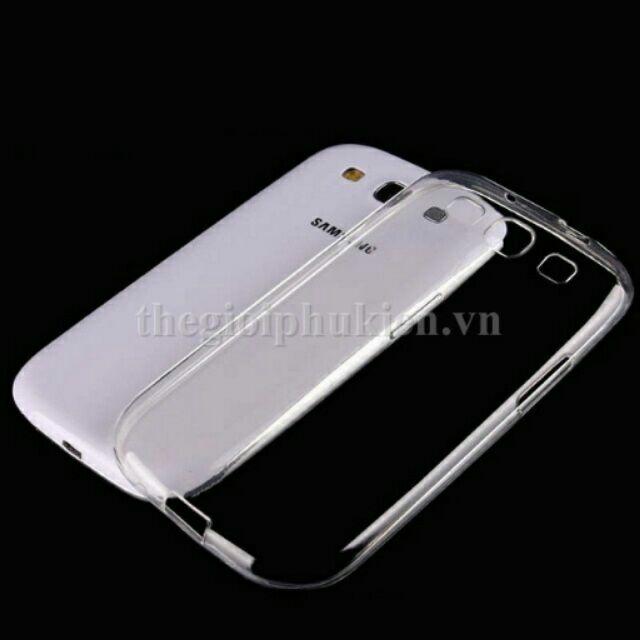 Ốp dẻo Galaxy S3 I9300 dẻo silicon trong suốt