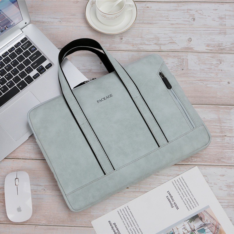 Túi đựng laptop 15.6 inch da cao cấp SQQ32