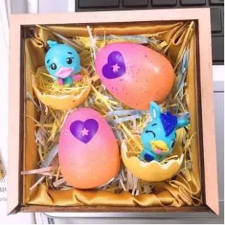 Trứng Hatchimal – Đồ chơi bóc trứng