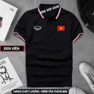 Áo thun Polo Tuyển Việt Nam Cao Cấp – Polo có cổ Logo Đội Tuyển Việt Nam, phong cách, tự hào dân tộc Polo Store 2