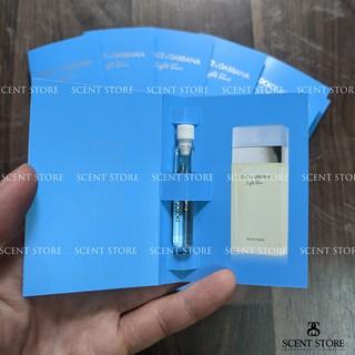 Scentstorevn - Vial chính hãng nước hoa D&G Light blue Woman [1.5ml]