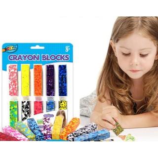 Khối sáp màu dầu Crayon blocks