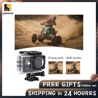 Camera Hành Trình Chống Nước Welco F60 2 Inch 140 Hd 4k 30fps Wifi thumbnail