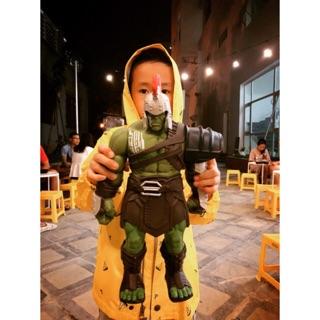 [CÓ SẴN-SIÊU TO 33cm] HULK Người khổng lồ xanh – Mô Hình the avenger cử động – Đồ chơi cho trẻ em, trang trí văn phòng