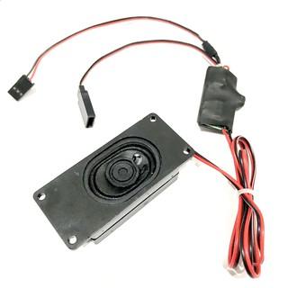 Bộ mạch giả lập âm thanh xe tải lắp cho xe ô tô điều khiển (RC Car) tỷ lệ 1:16