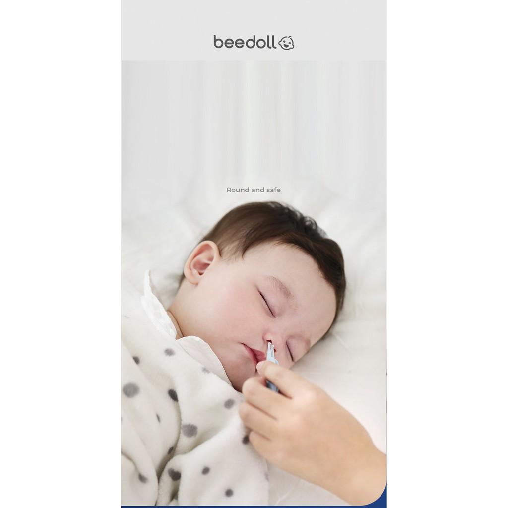 Bấm móng tay cho bé Beedol bộ dụng cụ chăm sóc cơ thể bé 5 món [ cắt móng tay, dũa móng tay, lấy ráy tai, kẹp, kéo ]