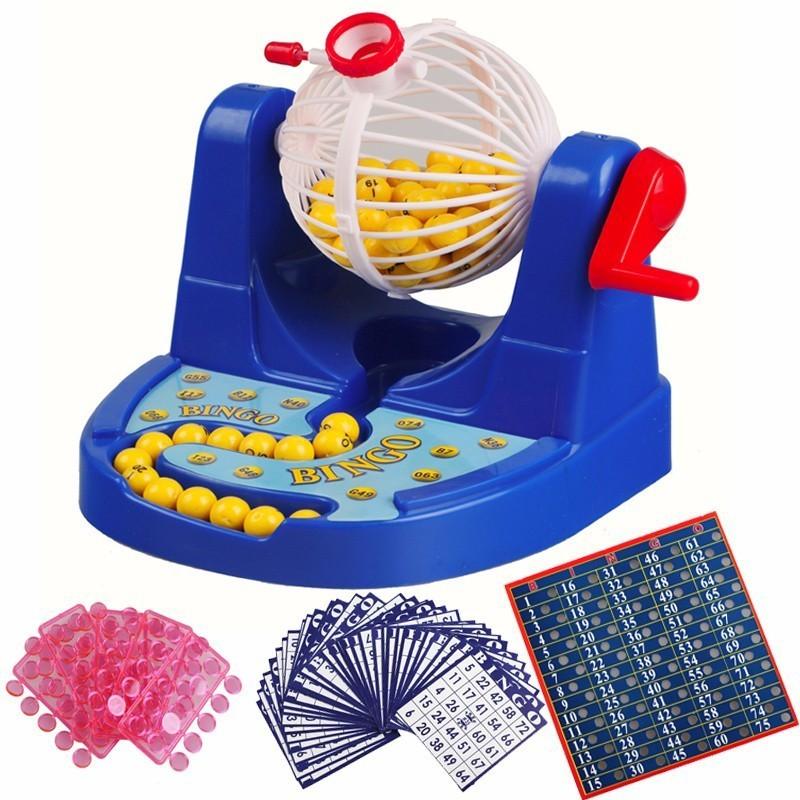 Đồ chơi Binggo lotto