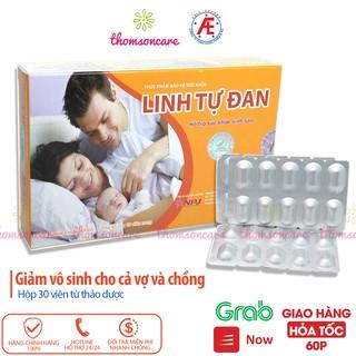 LINH TỰ ĐAN - hỗ trợ giảm vô sinh nam nữ từ thảo dược, cao nhân sâm, tăng khả năng thụ thai, mang thai thumbnail