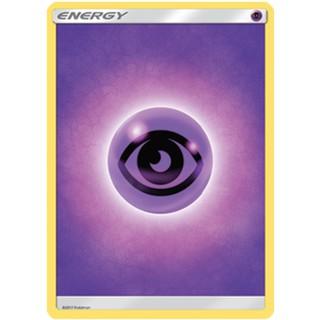 Thẻ bài Pokemon chính hãng – Psychic Energy