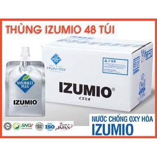 Izumio nước giàu hydro 48 bịch nhập khẩu Nhật Bản thumbnail
