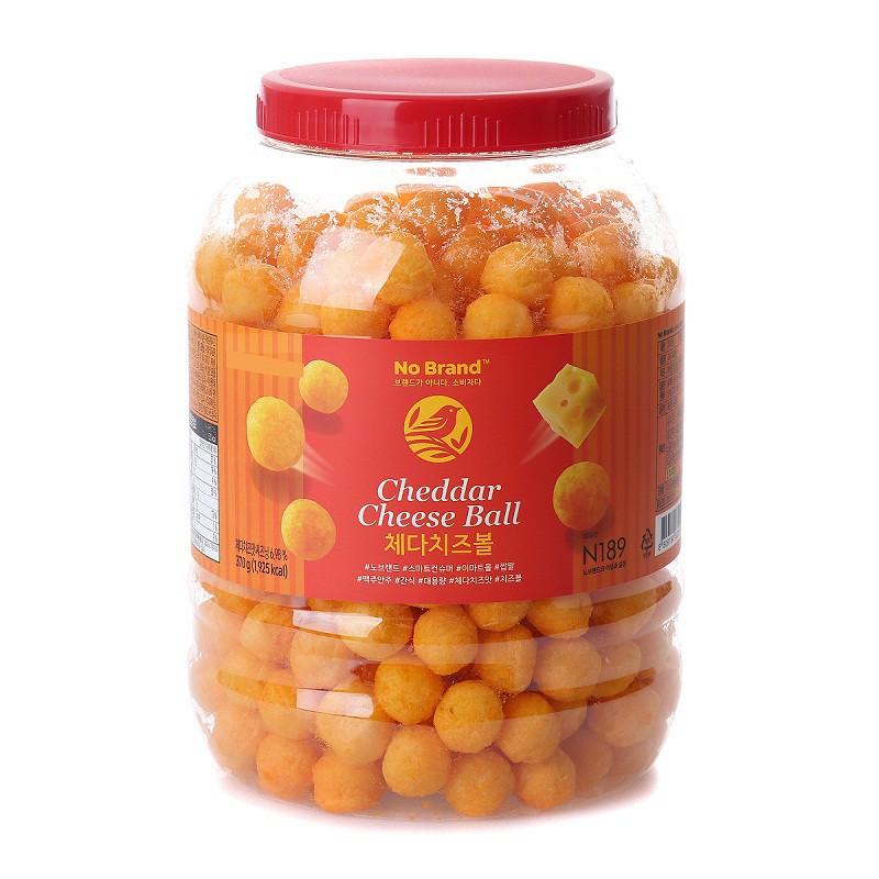 Bánh Snack phô mai Cheddar Ball Hàn Quốc No Brand 370g - 10060649 , 724573269 , 322_724573269 , 159000 , Banh-Snack-pho-mai-Cheddar-Ball-Han-Quoc-No-Brand-370g-322_724573269 , shopee.vn , Bánh Snack phô mai Cheddar Ball Hàn Quốc No Brand 370g