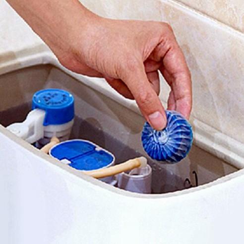 10 Viên tẩy bồn cầu, viên thả nước bồn cầu diệt khuẩn